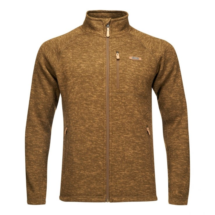 Chaqueta Hombre Wrap Up Blend-Pro Jacket Camel